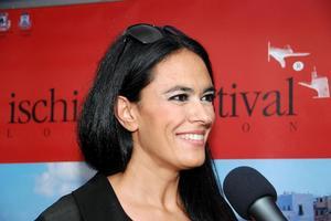 Maria Grazia Cucinotta all'Ischia Film Festival.JPG